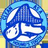 Atlanta carpet cleaning company Houndstooth logo