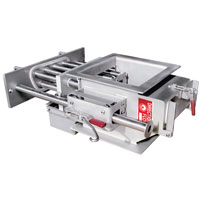 IMI's Drawer-in0-Housing Magnetic Separator