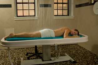 Small Shower Room >> More than Hot Water: Glenwood Hot Springs and Spa of the Rockies Feature Mineral Therapies that ...