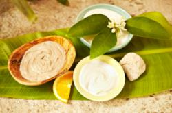 gI 81799 clay in bowl onleaf Zion Health debuts Innovative Clay Skin Care line at Largest National Health Trade Show; Expo West Natural Products Trade Show in Los Angeles
