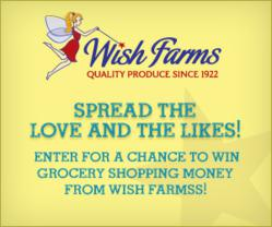 Sweepstakes from Produce grower, shipper and packer Wish Farms