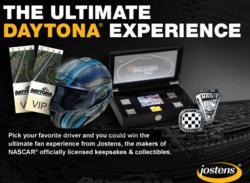 DAYTONA 500, NASCAR, Jostens