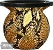 To Celebrate The AMA Monster Energy Supercross at Cowboys Stadium in Arlington, TX , Mud Jug Portable Spittoons Releases Diamond Back Snake Mud Jug Design