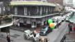 This HD streaming webcam perched on the Cat's Meow balcony is the perfect vantage point to watch all the partiers below.