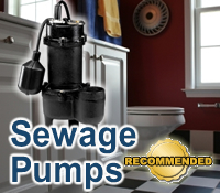 sewage pump, sewage pumps, best sewage pump, top sewage pumps