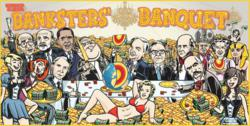 The Banksters' Banquet Board Game cover