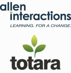 Allen Interactions partners with Totara LMS