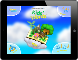 Purchase Kids' Words on the App Store today!