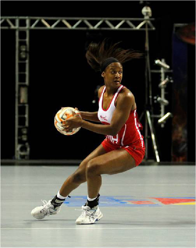 essays about netball