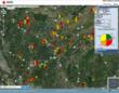 American Red Cross GIS & GPS Damage Assessment Mapping and Analysis with Rapid Data Management System (RDMS) by Global Relief Technologies (GRT)