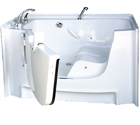 Generous Bathtubs For Seniors And The Disabled Gallery - Bathroom ...