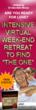 DATING AND RELATIONSHIP  FREE WEEK-END RETREAT