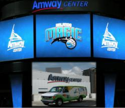 Filta and Amway Center