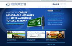 Marketing Firm Website, Website Design & Development Services
