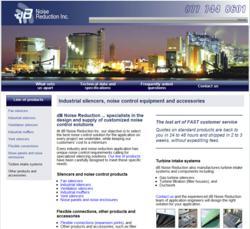dB Noise Reduction Website