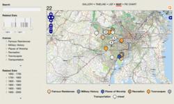 Viewshare Map