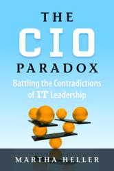 The CIO Paradox, by Martha Heller, book cover
