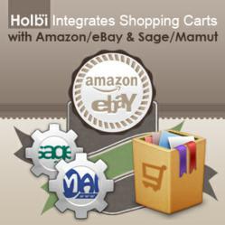 Amazon and eBay Integration