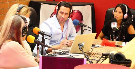 Online dating radio