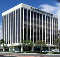 The Playground's Orange County studios are located in the Californai Bank and Trust Building