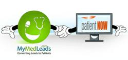 MyMedLeads and PatientNOW integration.