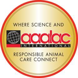 AAALAC Accreditation Seal