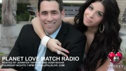 Planet Love Match Radio Hosts