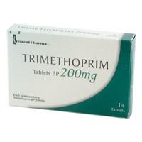 trimethoprim cystitis treatment