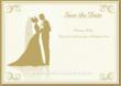 'Save the date' wedding ecard from www.katiescards.com