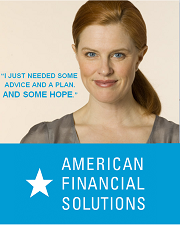 American Financial Solutions Logo