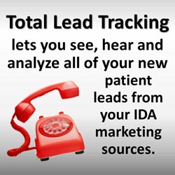 Dental Marketing Lead Tracking