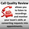 Call Quality Review In New IDA Dental Marketing Plans Increases...
