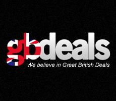 GBDeals - We Believe in Great British Deals