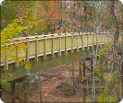 Tunica Biloxi Trail Bridge