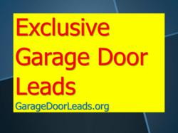 Garage Door Leads