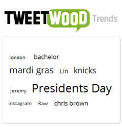 Tweetwood Trends