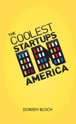 Book Cover of The Coolest Startups in America