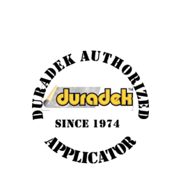 All Duradek Applicators Are Trained And Approved By Duradek