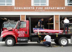 4130, 4340 Steel Supplier Benedict-Miller.com helps with Kenilworth 9/11 Memorial Project