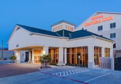 El Paso Airport hotel