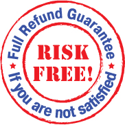 Money-back guarantee on resume writing services.