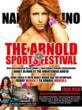 Nancy at the Arnold Sports Festival