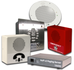 VoIP Paging, Loud Ringer,Intercom and Door Phone