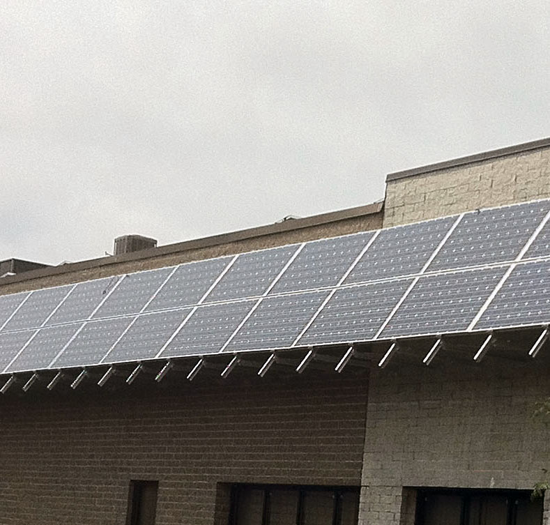 More Than One Million Kw Of Power Produced By Solar Panel