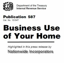 IRS Publication 587- Business Use of the Home