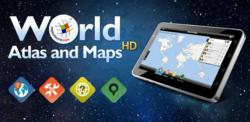 First World Atlas for Android Tablets