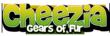 Cheezia: Gears of Fur logo