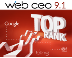 SEO Software by Web CEO
