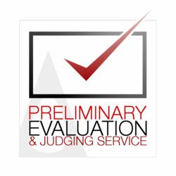 A' Design Award Preliminary Evaluation and Judging Service Logo