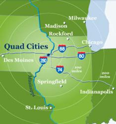 Site Selector, Midwest, Quad Cities